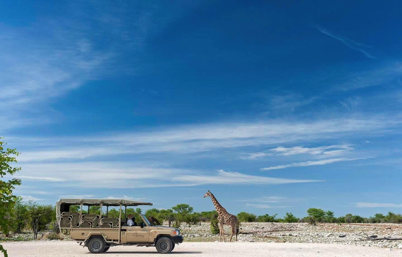 Namibia Sagari Urlaub
